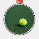 Pelota de tenis ornamento de reyes magos