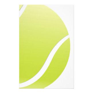 pelota de tenis papeleria