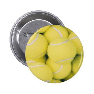 Pelota de tenis pins