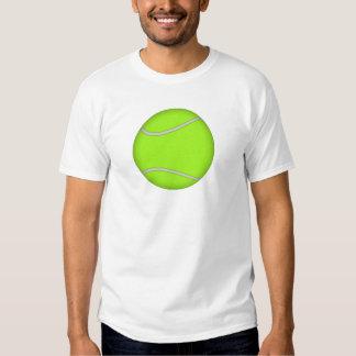 Pelota de tenis: playera