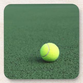 Pelota de tenis posavasos