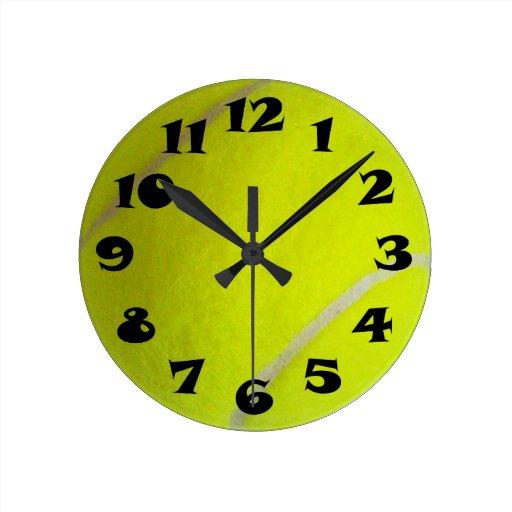 Pelota de tenis relojes