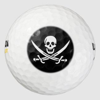 """Pelotas de golf de Paul McGehee """"Rogelio alegre"""" Pack De Pelotas De Golf"""