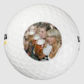 Pelotas de golf - Golfing con los chicas Pack De Pelotas De Golf