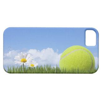 Pelotas de tenis iPhone 5 carcasas