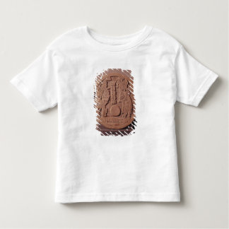 Pelote marker depicting two players toddler t-shirt