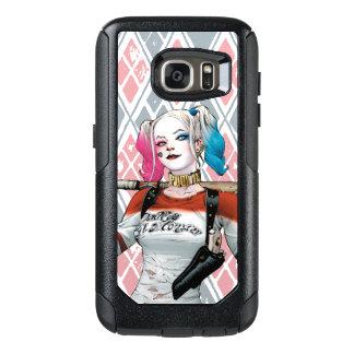 Pelotón del suicidio el | Harley Quinn Funda Otterbox Para Samsung Galaxy S7