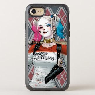 Pelotón del suicidio el | Harley Quinn Funda OtterBox Symmetry Para iPhone 7