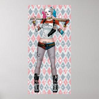 Pelotón del suicidio el | Harley Quinn Póster