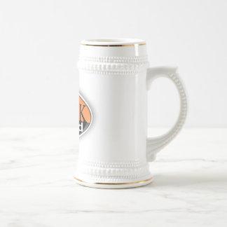pelotón griego jarra de cerveza