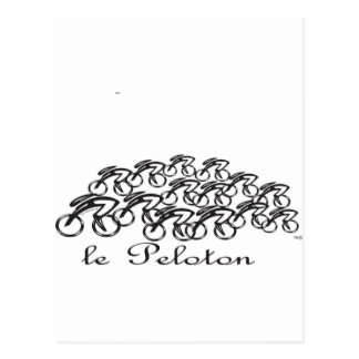 Peloton Postcards