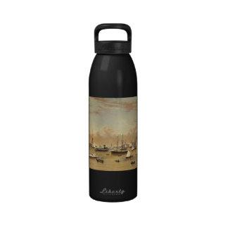 Pelotón SUPERIOR del yate Botellas De Agua Reutilizables