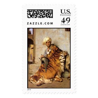 Pelt Merchant of Cairo Postage Stamps
