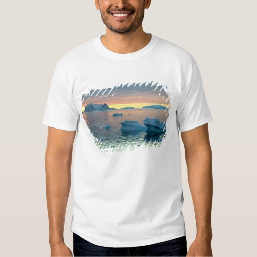 Peltier Channel in the last light of the day Shirts