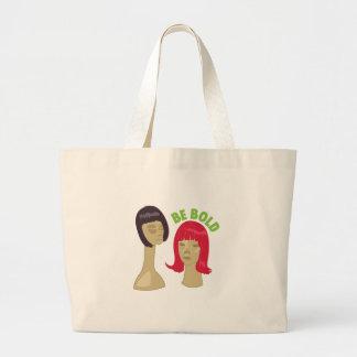 Pelucas intrépidas bolsas