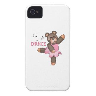 PELUCHE DEL BALLET DE LA DANZA iPhone 4 Case-Mate PROTECTOR