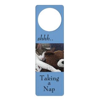 Peluche del gato Napping