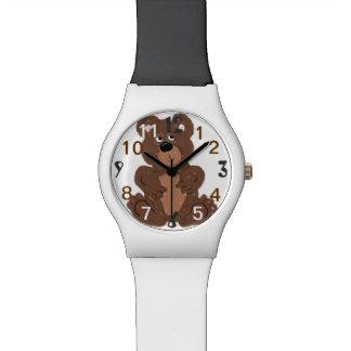 Peluche Relojes De Pulsera