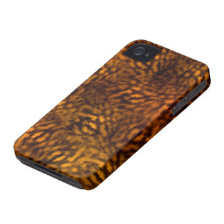Peludo iPhone 4 Case-Mate Protectores