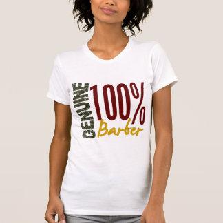 Peluquero auténtico camiseta