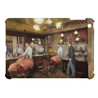 Peluquero - L.C. Wiseman Barbershop, NY 1895