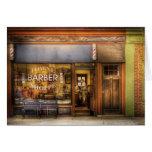 Peluquero - peluquería de caballeros de Towne Felicitaciones