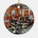 Peluquero - peluqueros de Frenchtown Adornos