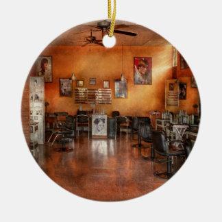 Peluquero - unión, NJ - el salón moderno Adornos De Navidad