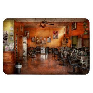 Peluquero - unión, NJ - el salón moderno Iman De Vinilo