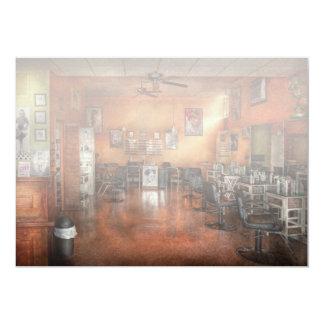 Peluquero - unión, NJ - el salón moderno Invitacion Personalizada