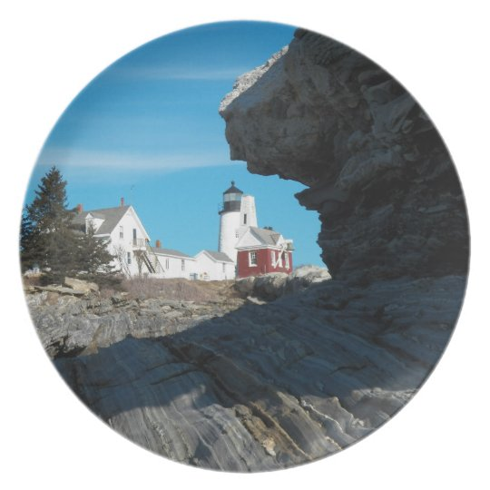 Pemaquid Dinner Plate