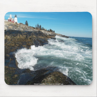 Pemaquid Lighthouse 1 Mouse Pad
