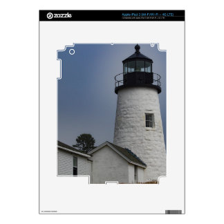 Pemaquid Lighthouse Decal For iPad 3