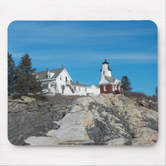 Pemaquid Lighthouse Mouse Pad