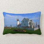 Pemaquid Lighthouse Pillow