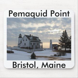 Pemaquid Point 9115 Mousepads