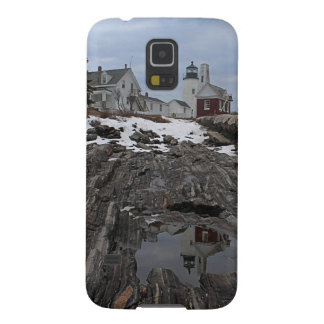 Pemaquid Point in Winter Case For Galaxy S5