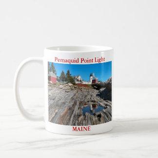 Pemaquid Point Light Coffee Mug