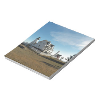 Pemaquid Point Lighthouse 11 Notepad