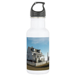 Pemaquid Point Lighthouse 11 Stainless Steel Water Bottle