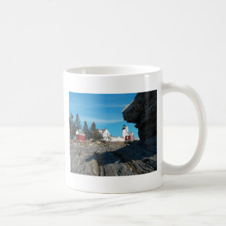 Pemaquid Point Lighthouse 22 Mugs