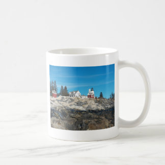 Pemaquid Point Lighthouse 4 Mugs