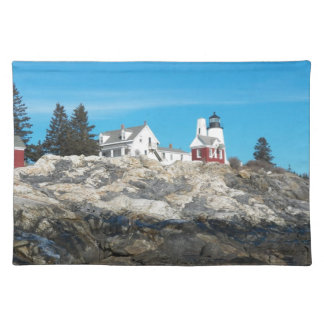 Pemaquid Point Lighthouse 4 Placemat