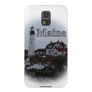Pemaquid Point Lighthouse Galaxy S5 Cover