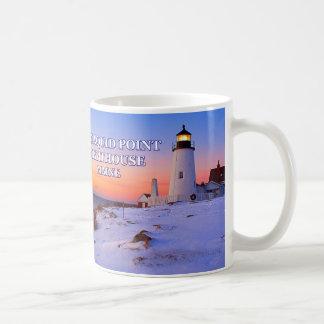 Pemaquid Point Lighthouse, Maine Coffee Mug