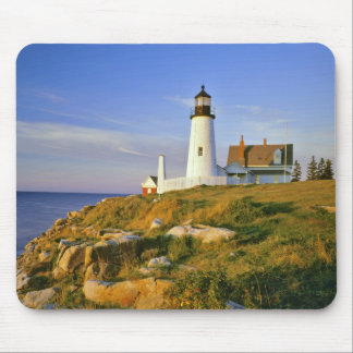 Pemaquid Point Lighthouse Mousepads