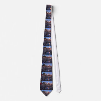 Pemaquid Point Lighthouse on The Coast Of Maine Tie