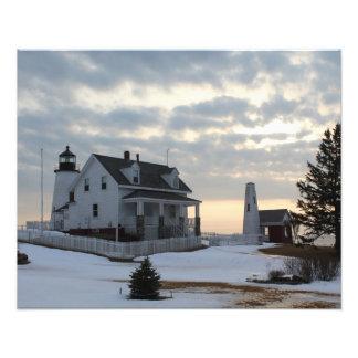 Pemaquid Point Lighthouse Photo