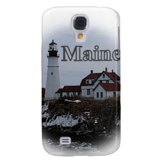 Pemaquid Point Lighthouse Samsung Galaxy S4 Case