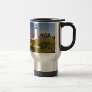 Pemaquid Point Lighthouse Travel Mug